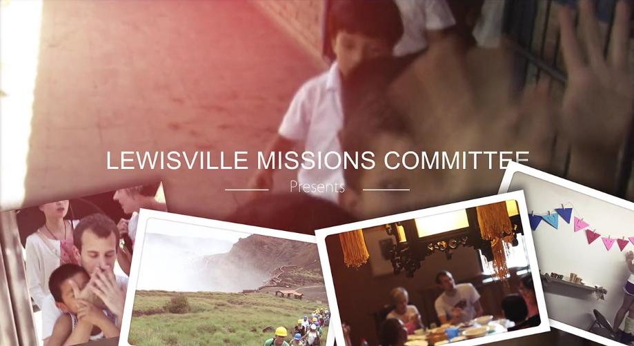2016 Missions Promo